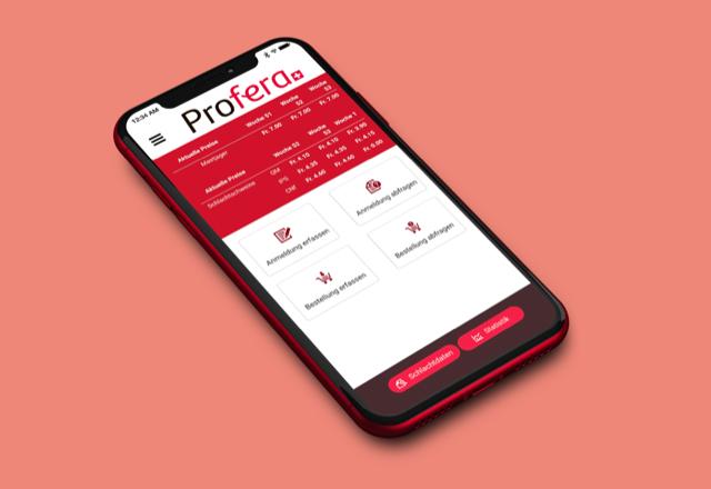 Profera App